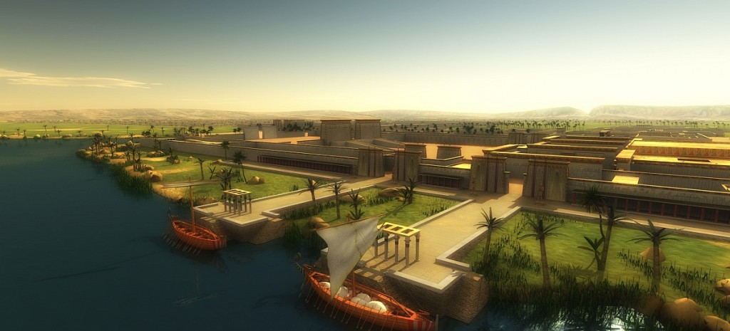 The Amarna 3D Project v.1