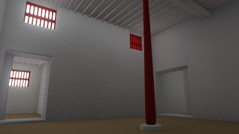 M47 4 an amarna house paul docherty for Interior design lighting quiz