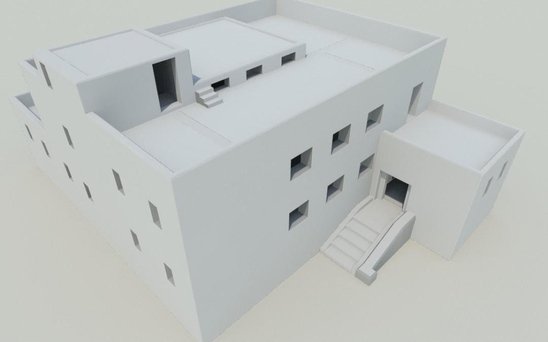 M47.4 – An Amarna House