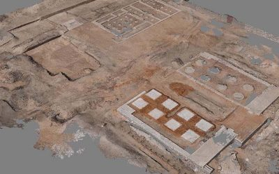 Great Aten Temple Photogrammetry Experiment