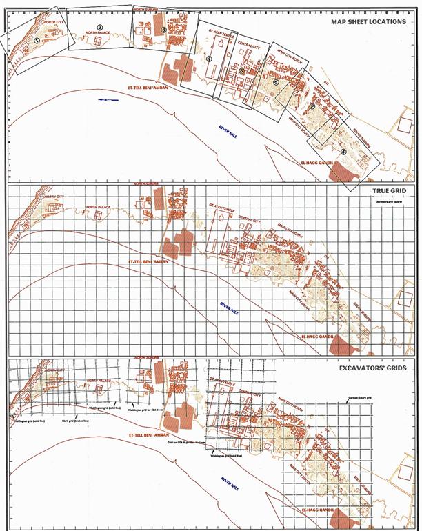 Figure 12, The 1977-1989 City Survey Sheets (Kemp and Garfi 1993)